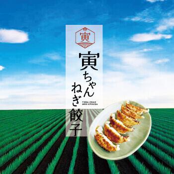 寅ちゃん餃子